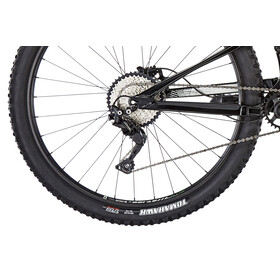 Kona Satori Full suspension mountainbike Heren, zwart/wit